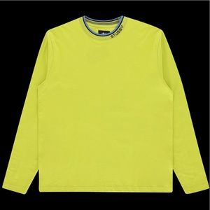 Stussy Lime Green Long Sleeve